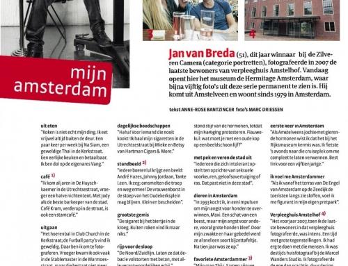 Mijn Amsterdam Jan van Breda