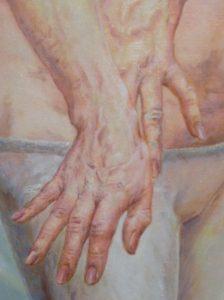 Herman Gordijn – de handen van Jetses, 1988, Museum De Buitenplaats, Eelde