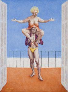 Herman Gordijn, Hoer C, 2013, Particuliere collectie
