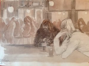 Cees Bantzinger - Café Reynders