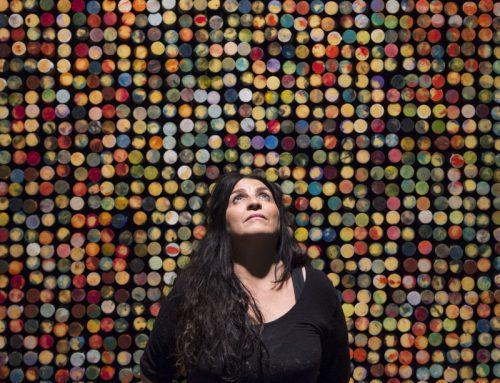 Lita Cabellut: een geboren kunstenares