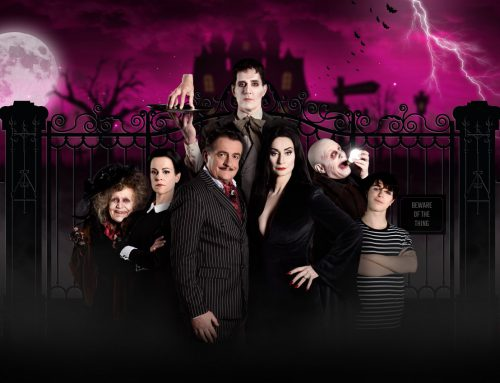 The Addams Family: pracht, praal en zwarte humor