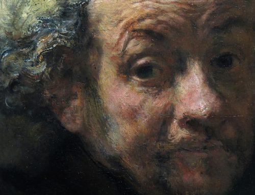 Rembrandt is 350 jaar dood – Leve Rembrandt !