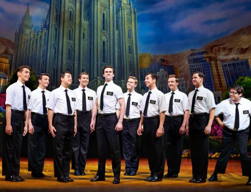 The Book of Mormon doet heel Carré juichen