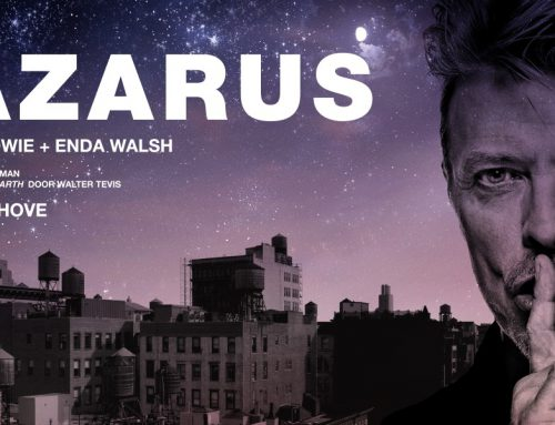 Lazarus: David Bowie is geland in Amsterdam