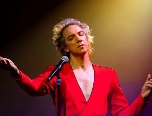 Sven Ratzke zingt David Bowie in Where are we now
